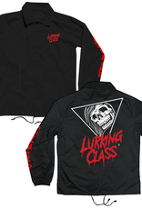 SKETCHY TANK LURKING CLASS TRI COACHES JACKET