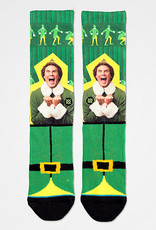 STANCE BUDDY THE ELF I KNOW HIM SOCKS