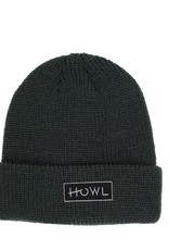 HOWL HOWL GASOLINE BEANIE ARMY GREEN