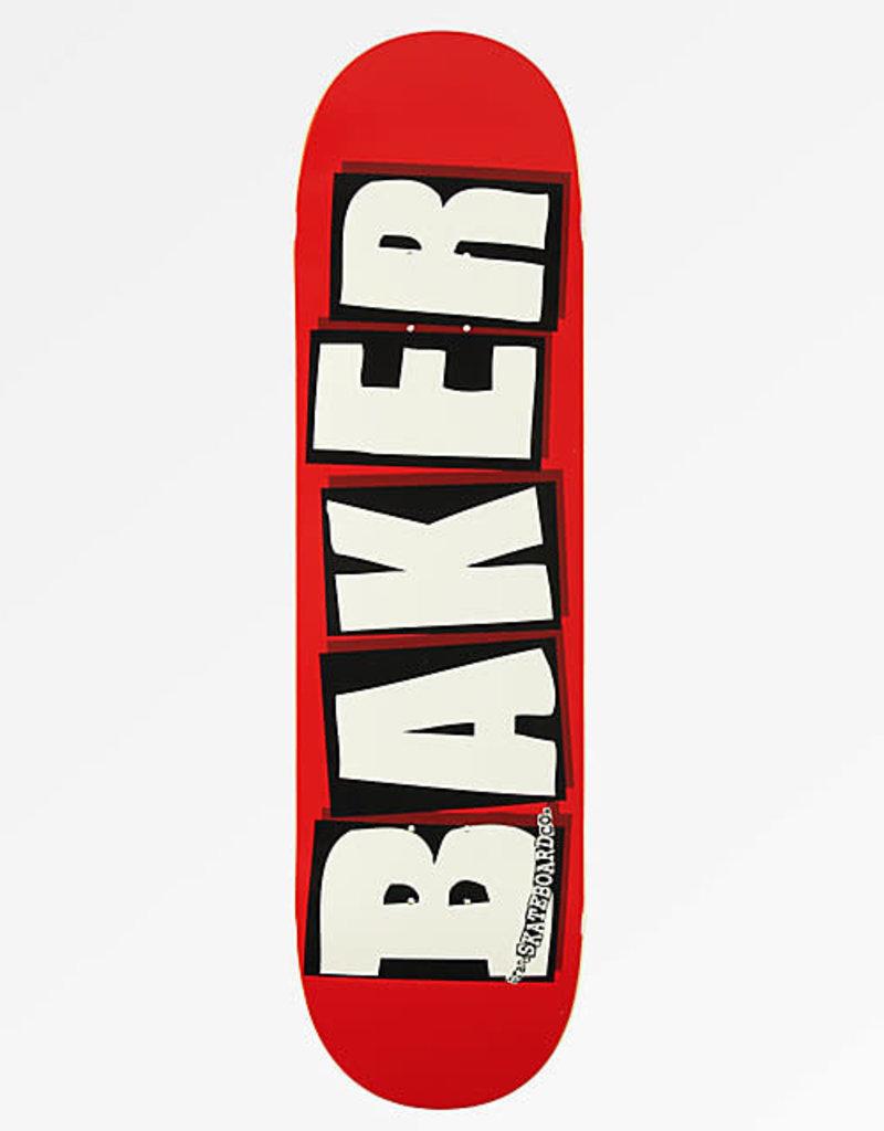 BAKER BAKER BRAND LOGO 8.5 DECK