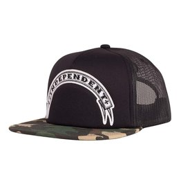 INDY INDEPENDENT HAT STEADY MESH SNAPBACK CAMO