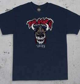 THRASHER THRASHER LOTTIES NAVY TEE
