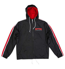 THRASHER THRASHER TRACK JACKET BLACK