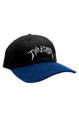 THRASHER THRASHER LOTTIES OLD TIMER HAT BLACK WHITE