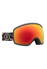 ELECTRIC ELECTRIC GOGGLE EGG NUEVO RUST BROSE/RED CHROME