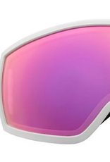 ELECTRIC ELECTRIC GOGGLE MATTE WHITE BROSE PINK CHROME + BLACK