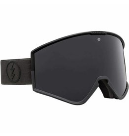 ELECTRIC ELECTRIC GOGGLE KLEVELAND DARK SIDE JET BLACK + YELLOW