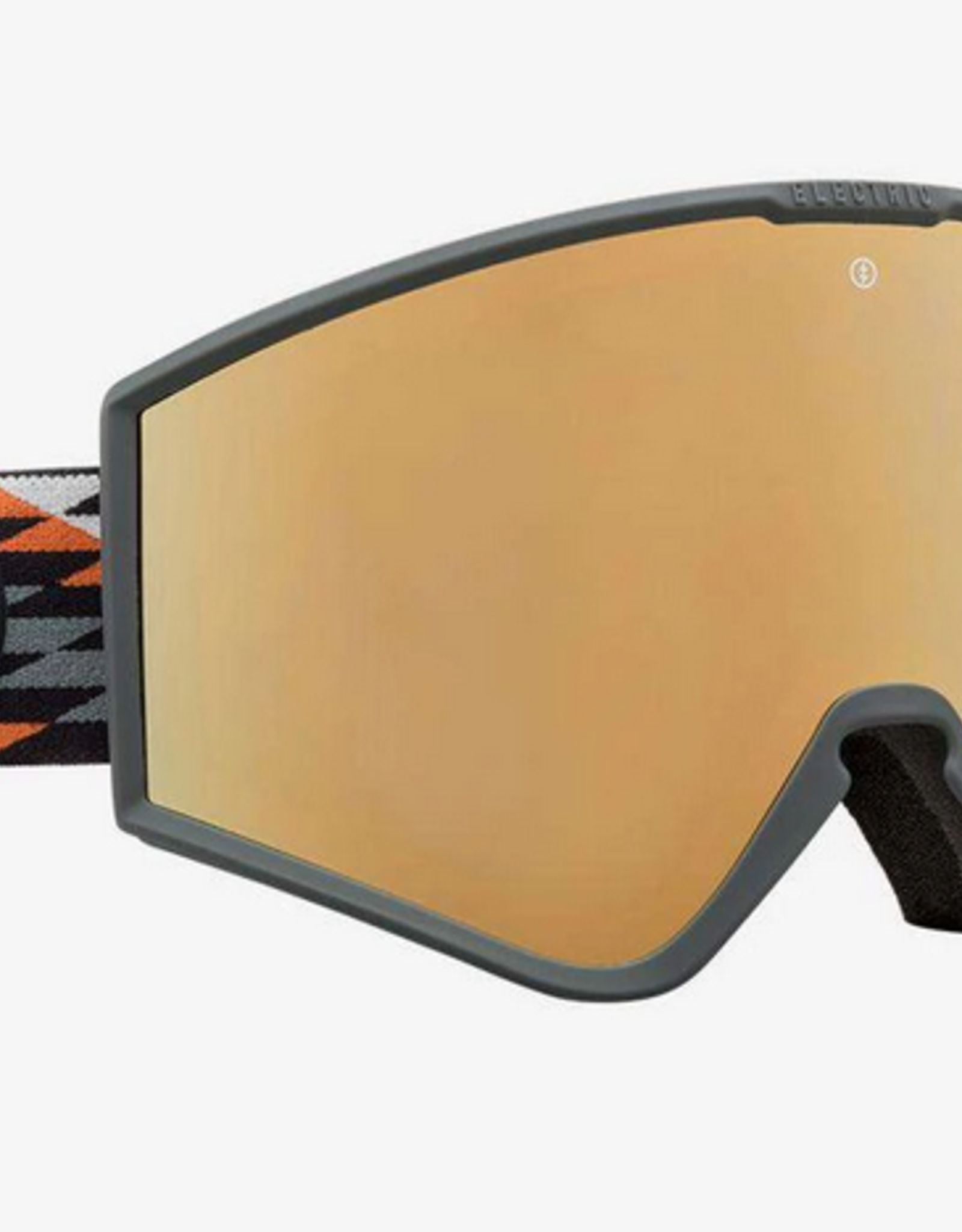 ELECTRIC ELECTRIC GOGGLE KLEVELAND NUEVO RUST BROSE/GOLD CHROME