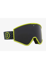 ELECTRIC ELECTRIC GOGGLE KLEVELAND HERRING LIME JET BLACK