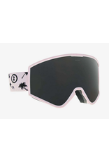 ELECTRIC ELECTRIC GOGGLE KLEVELAND POSSY PINK JET BLACK