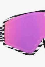 ELECTRIC ELECTRIC GOGGLE KLEVELAND VOLCOM COLLA BROSE/PINK CHROME + YELLOW