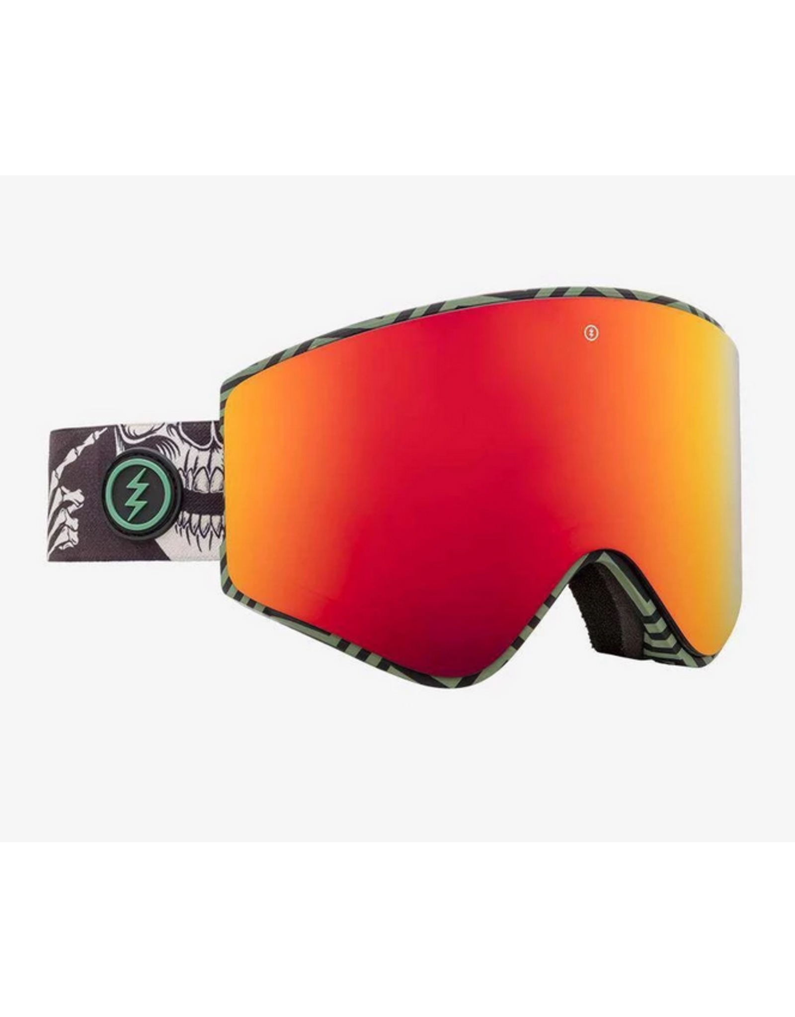 ELECTRIC ELECTRIC GOGGLE EGX TORGIER GREGG BROSE/RED CHROME