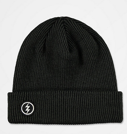 ELECTRIC ELECTRIC POLK HEAVY BEANIE BLACK