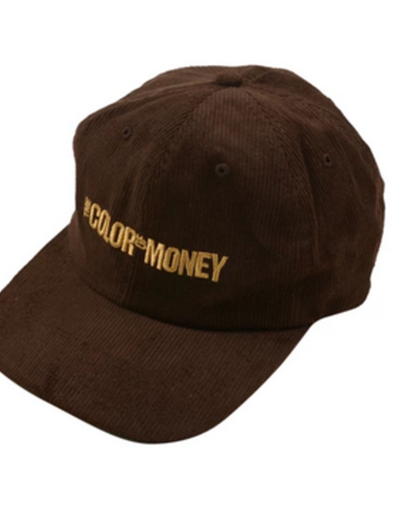 GX1000 GX1000 COLOR OF MONEY CORDUROY CAP HAT BROWN