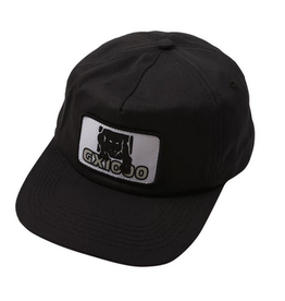GX1000 GX1000 OG PANTHER HAT CAP BLACK