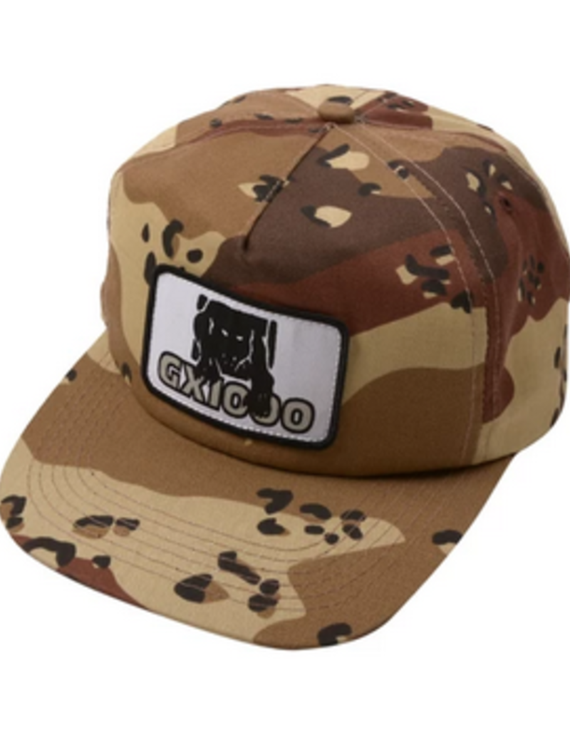 GX1000 GX1000 OG PANTHER HAT CAP CAMO