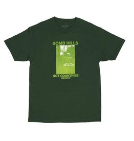 GX1000 GX1000 BOMB TEE FOREST GREEN