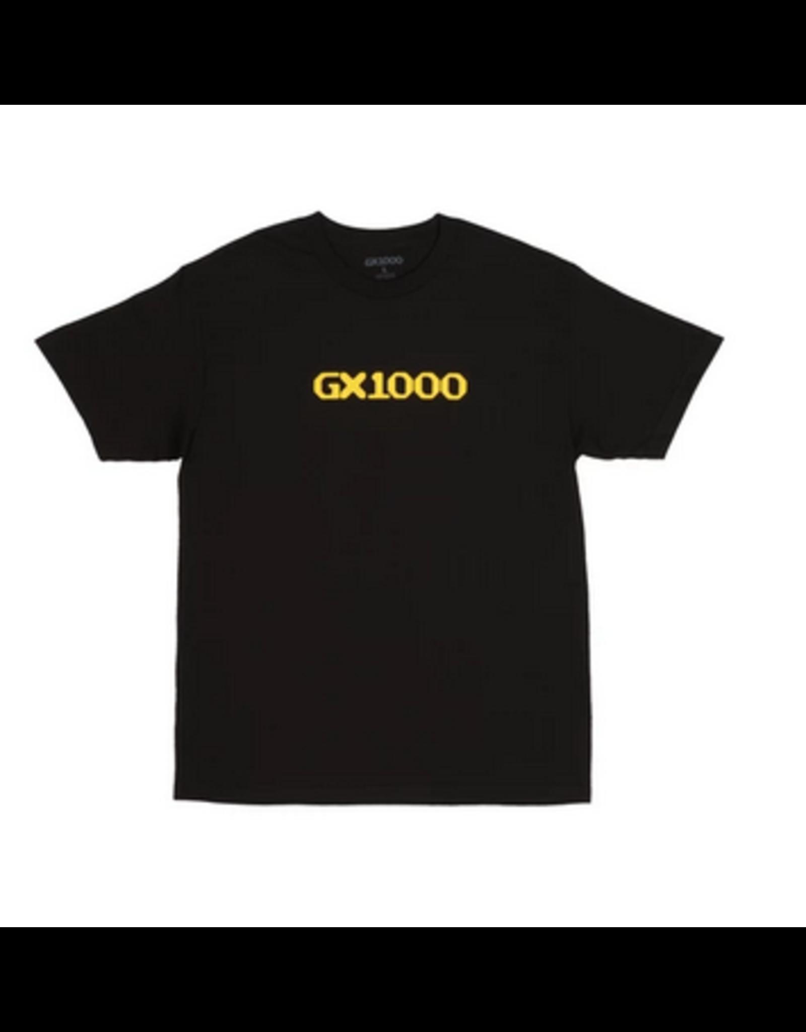 GX1000 GX1000 OG LOGO TEE BLACK