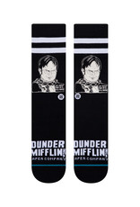 STANCE STANCE THE OFFICE DWIGHT BROWN DUNDER MIFFLIN SOCKS LARGE