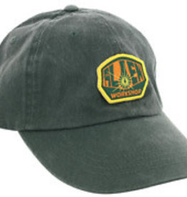 ALIEN WORKSHOP ALIEN WORKSHOP OG LOGO DAD HAT GREEN
