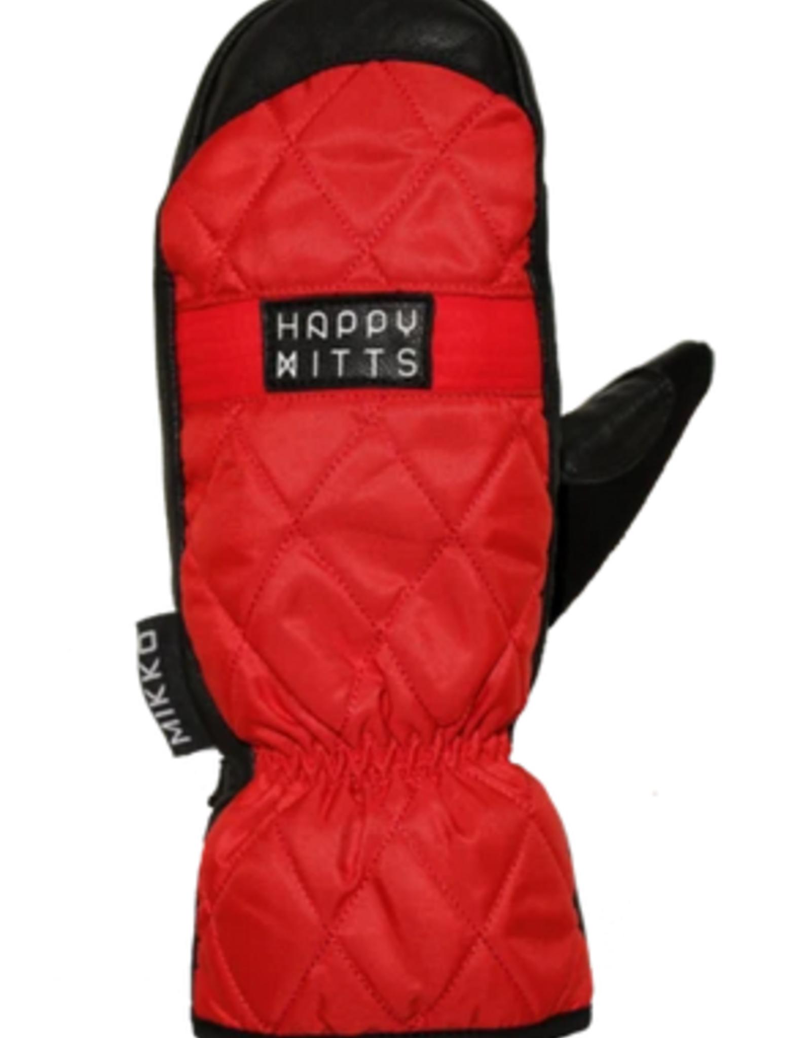 HAPPY MITTS HAPPY MITTS PUFFA MIKKA REHNBERG PRO MITT RED