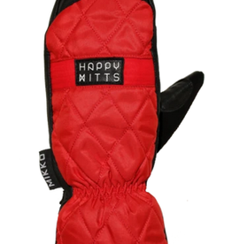 HAPPY MITTS HAPPY MITTS PUFFA MIKKA REHNBERG PRO MITT RED