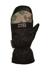 HAPPY MITTS HAPPY MITTS PUFFA BLACK CAMO MITT
