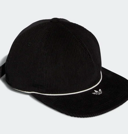 ADIDAS ADIDAS CORDUROY HAT BLACK
