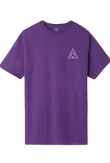 HUF HUF ANCIENT ALIENS TEE PURPLE