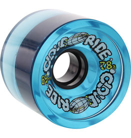 CLOUD RIDE CLOUD RIDE CRUISER 69MM 78A TRANS BLUE
