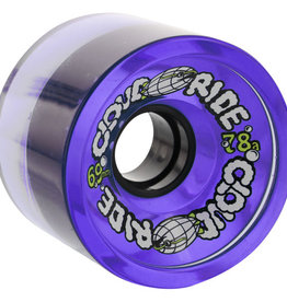 CLOUD RIDE CLOUD RIDE CRUISER 69MM 78A TRANS PURPLE