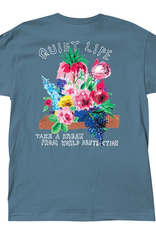 THE QUIET LIFE QUIET LIFE TAKE A BREAK PREMIUM TEE