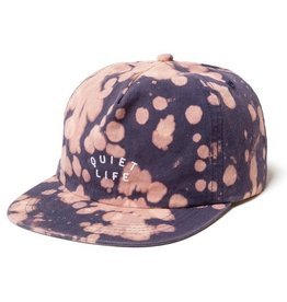 THE QUIET LIFE THE QUIET LIFE BLEACHED OUT RELAXED SNAPBACK HAT