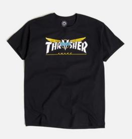 THRASHER THRASHER VENTURE COLLAB TEE SHIRT