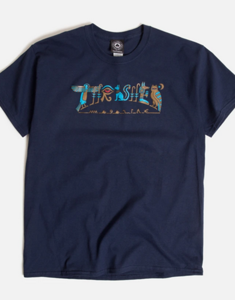 THRASHER THRASHER HIEROGLYPHIC TEE SHIRT