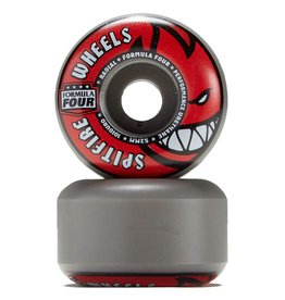 SPITFIRE SPITFIRE GREY F4 101A RADIALS 52MM RED