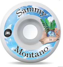 SML SML WHEELSTIDE POOL SAMMY MONTANO OG WIDE 99A 54MM