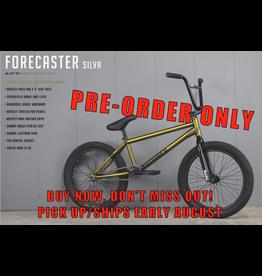 "SUNDAY 2021 SUNDAY FORECASTER- BRETT SILVA SIGNATURE (MATTE TRANS. GOLD 20.75"")"