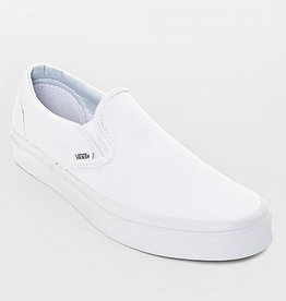 VANS VANS CLASSIC SLIP-ON TRUE WHITE