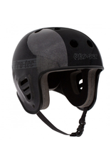 PRO-TEC FULL CUT CERTIFIED HOSOI METALLIC BLACK HELMET MEDIUM