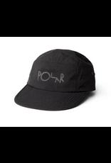 POLAR POLAR SPEED CAP CLIPBACK HAT BLACK