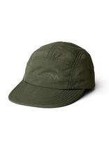 POLAR POLAR SPEED CAP CLIPBACK HAT ARMY GREEN