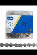 KMC KMC BMX CHAIN SILVER