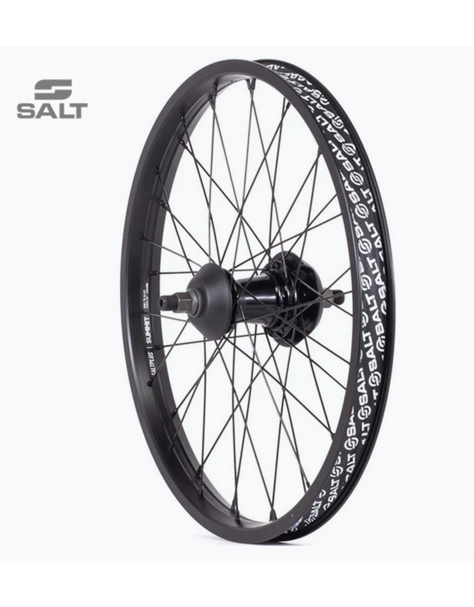 SALT BMX EVEREST FREECOASTER RHD 9T BLACK REAR WHEEL