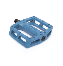 BSD BSD BMX PEDALS JONESIN' STEEL BLUE