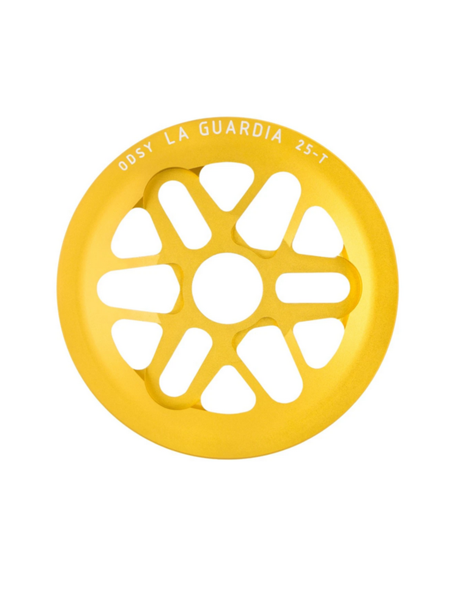 ODYSSEY ODYSSEY LA GUARDIA SPROCKET 25-T ANODIZED GOLD