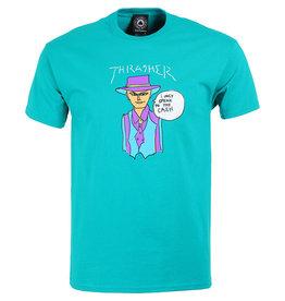 THRASHER THRASHER GONZ CASH TEE