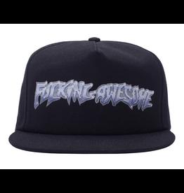 FUCKING AWESOME FUCKING AWESOME CHROME HAT BLACK