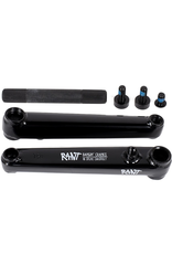RANT RANT BANGIN' 48 165MM BMX CRANKS GLOSS BLACK