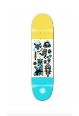 ROGER ROGER SKATE PEACE DOG 8.38 DECK
